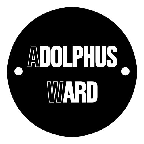 Adolphus Ward